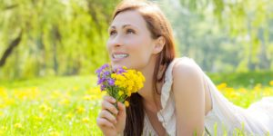 Girl-with-flower-4-daily-praxis-blog