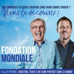 La Fondation Mondiale 2019