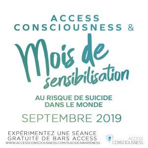 Mois de Sensabilisation Septembre 2019